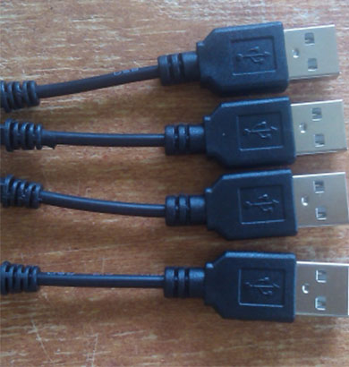 环保USB充电线