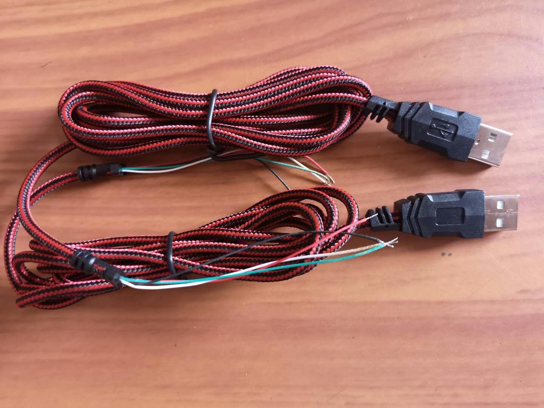 bian织鼠标线